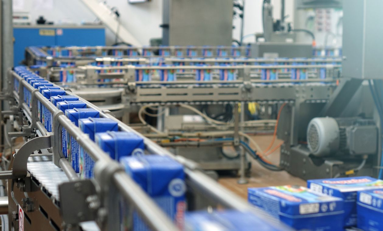 Are Dairy Suppliers Meeting Customer Requirements?