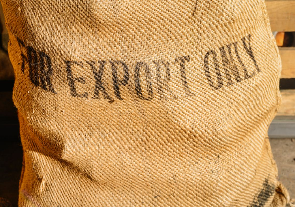 Support for UK Food Exporting?